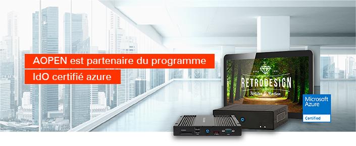 microsoft azure partner homepage french