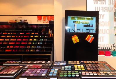 inglot instore