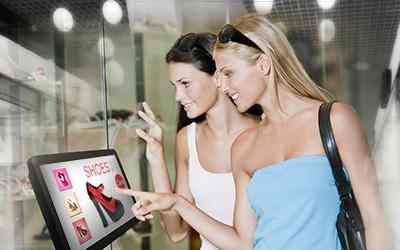w400 application retail