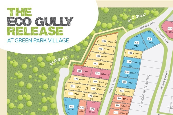 eco gully lotplan screenshot