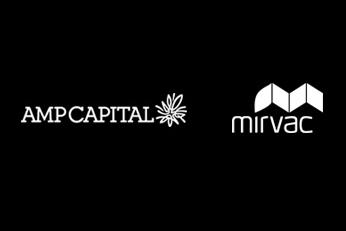 amp mirvac logo
