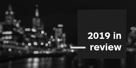 2019 in review bw