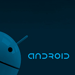 android banner on